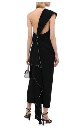 Женское платье RACIL черного цвета, арт. RS11-D04-FLAVIA CREPE | Фото 2