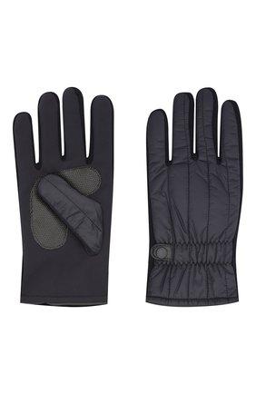 Мужские перчатки PAUL&SHARK темно-синего цвета, арт. I20P7200/H1U | Фото 2