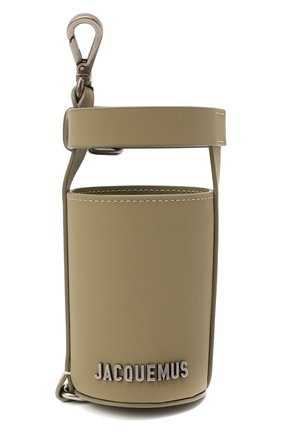 Кожаный футляр для бутылки Le porte gourde | Фото №1