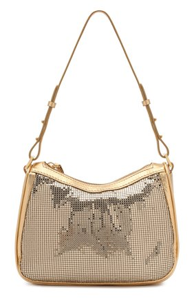 Женская сумка sydney BY FAR золотого цвета, арт. 20FWSYSGDMTMMED   Фото 1
