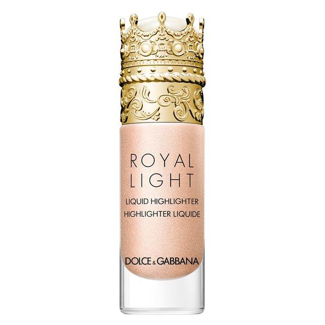 Жидкий хайлайтер Royal Light, оттенок Diamond Pink Dolce & Gabbana