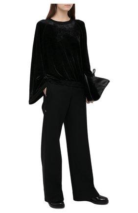 Женская свитшот из вискозы TOM FORD черного цвета, арт. FLJ002-FAX699 | Фото 2