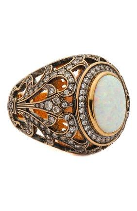 Женское кольцо star QUEENSBEE разноцветного цвета, арт. 102100/16,26 | Фото 1