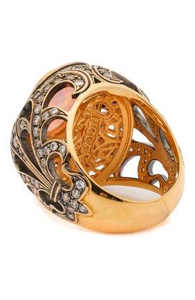 Женское кольцо star QUEENSBEE разноцветного цвета, арт. 102100/16,26 | Фото 2