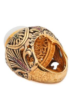 Женское кольцо imperator QUEENSBEE разноцветного цвета, арт. 102045/21,39 | Фото 2