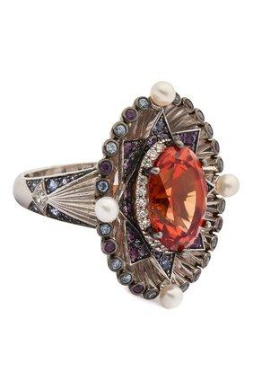 Женское кольцо QUEENSBEE серебряного цвета, арт. 101385/15,96 | Фото 1