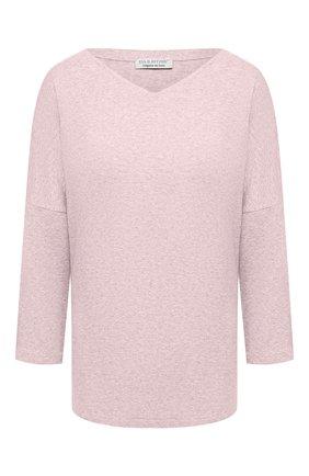 Женская лонгслив EVA B.BITZER светло-розового цвета, арт. 20300534 | Фото 1