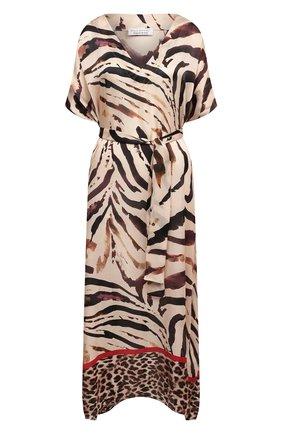 Женская платье EVA B.BITZER бежевого цвета, арт. 20312552 | Фото 1