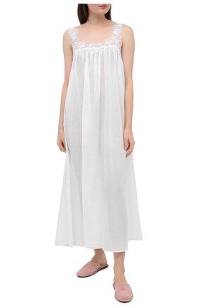 Женская сорочка EVA B.BITZER белого цвета, арт. 20312998 | Фото 2
