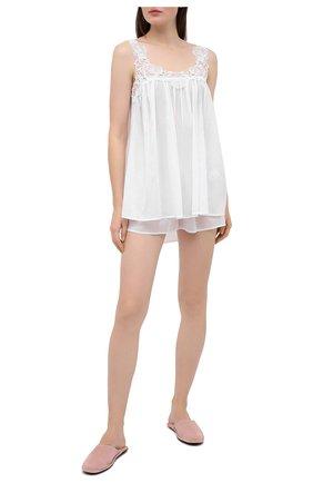 Женская пижама EVA B.BITZER белого цвета, арт. 20312970 | Фото 1