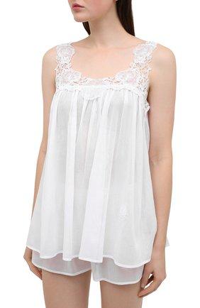 Женская пижама EVA B.BITZER белого цвета, арт. 20312970 | Фото 2