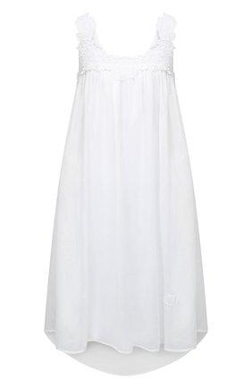 Женская сорочка EVA B.BITZER белого цвета, арт. 20312978 | Фото 1