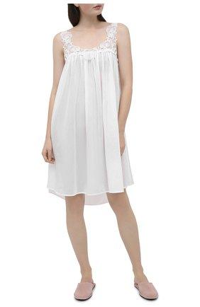 Женская сорочка EVA B.BITZER белого цвета, арт. 20312978 | Фото 2