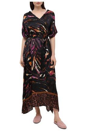 Женская платье EVA B.BITZER черного цвета, арт. 20312552 | Фото 2