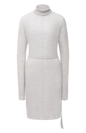 Женское платье HELMUT LANG серого цвета, арт. K06HW707 | Фото 1