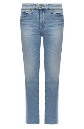 Женские джинсы AG голубого цвета, арт. JRN1875RH/24YVEL/MX   Фото 1