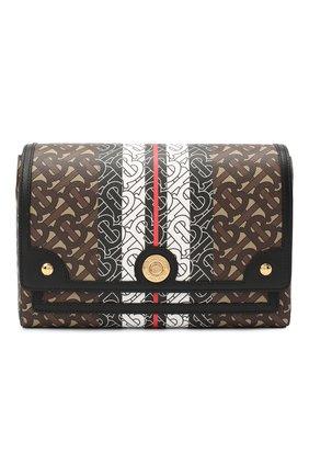 Женская сумка BURBERRY коричневого цвета, арт. 8026432 | Фото 1