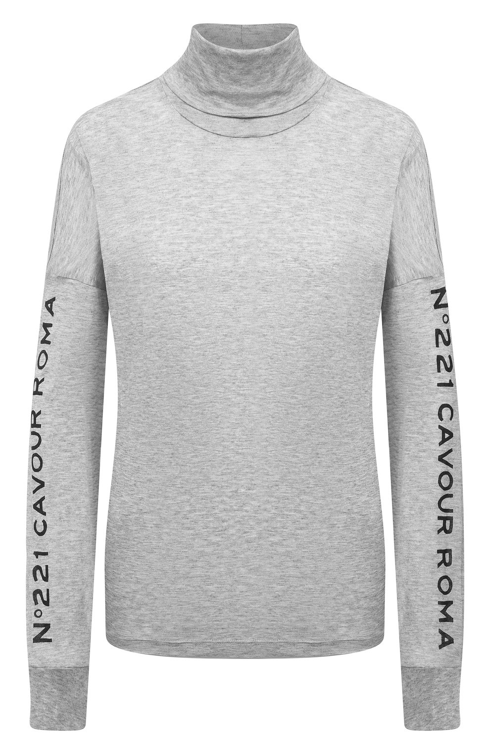 Женская водолазка 5PREVIEW серого цвета, арт. X111   Фото 1