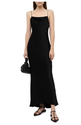 Женское платье ALICE + OLIVIA черного цвета, арт. CL000084506 | Фото 2
