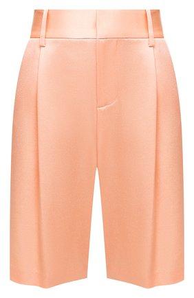 Женские шорты ALICE + OLIVIA оранжевого цвета, арт. CC004205610 | Фото 1