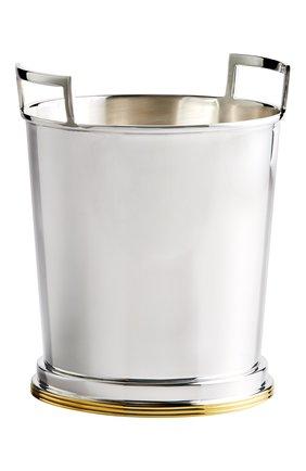 Мужского ведро для льда kipton RALPH LAUREN серебряного цвета, арт. 680663848001 | Фото 1