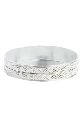 Мужского подстаканник cairo RALPH LAUREN серебряного цвета, арт. 680663930001 | Фото 1