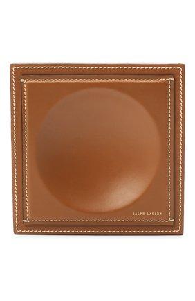 Мужского подставка для канцелярии brennan RALPH LAUREN коричневого цвета, арт. 682662665001 | Фото 1