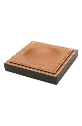 Мужского подставка для канцелярии brennan RALPH LAUREN коричневого цвета, арт. 682662665001 | Фото 2