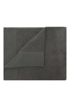 Хлопковое полотенце FRETTE темно-серого цвета, арт. FR6243 D0300 100B | Фото 1