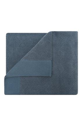 Хлопковое полотенце FRETTE синего цвета, арт. FR6243 D0300 100B | Фото 1