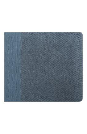 Хлопковое полотенце FRETTE синего цвета, арт. FR6243 D0300 100B | Фото 2