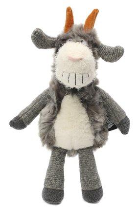Детского игрушка коза дереза SIGIKID серого цвета, арт. 39182 | Фото 1