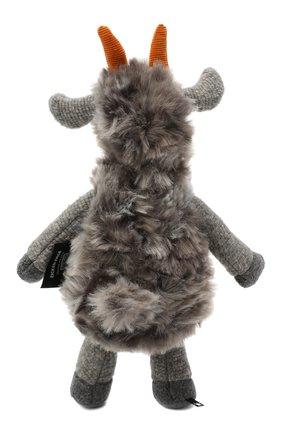 Детского игрушка коза дереза SIGIKID серого цвета, арт. 39182 | Фото 2