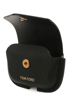 Чехол для airpods pro TOM FORD черного цвета, арт. Y0304T-LCL081 | Фото 3