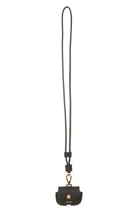 Чехол для airpods pro TOM FORD черного цвета, арт. Y0304T-LCL081 | Фото 4