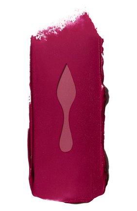 Матовый флюид для губ fluid matte, оттенок patibaba  (4,5ml) CHRISTIAN LOUBOUTIN бесцветного цвета, арт. 8435415028462 | Фото 2