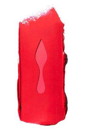 Матовый флюид для губ fluid matte, оттенок jamais assez (4,5ml) CHRISTIAN LOUBOUTIN бесцветного цвета, арт. 8435415028615 | Фото 2