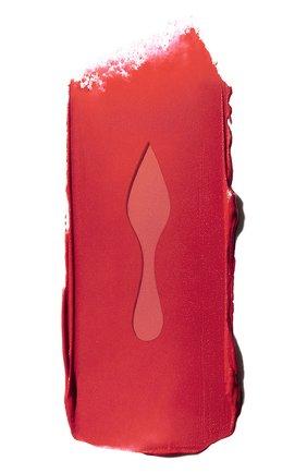 Матовый флюид для губ fluid matte, оттенок suzi folk (4,5ml) CHRISTIAN LOUBOUTIN бесцветного цвета, арт. 8435415028431 | Фото 2