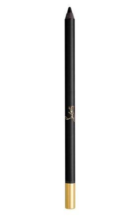 Карандаш для контура глаз, оттенок khol CHRISTIAN LOUBOUTIN бесцветного цвета, арт. 8435415037037 | Фото 1