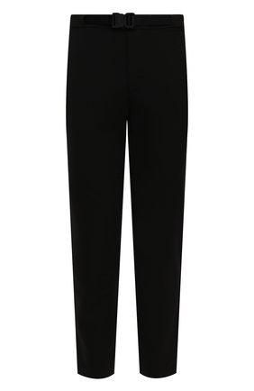 Мужские брюки 1017 ALYX 9SM черного цвета, арт. AAMPA0137FA01 | Фото 1 (Длина (брюки, джинсы): Стандартные; Случай: Повседневный; Материал внешний: Синтетический материал)