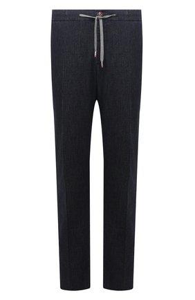 Мужские джинсы MARCO PESCAROLO темно-синего цвета, арт. CARACCI0L0/42J20 | Фото 1