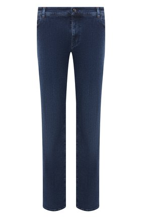 Мужские джинсы ZILLI синего цвета, арт. MCU-00090-JAC01/R001 | Фото 1