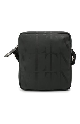 Мужская текстильная сумка valentino garavani VALENTINO черного цвета, арт. UY0B0987/BUK   Фото 1