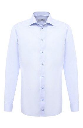 Мужская хлопковая сорочка ETON голубого цвета, арт. 1000 01768 | Фото 1