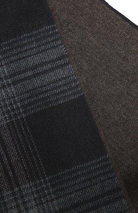 Мужской шарф из шелка и кашемира CORNELIANI темно-синего цвета, арт. 86B392-0829035/00 | Фото 2