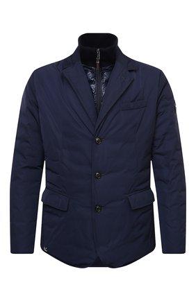 Мужская пуховая куртка rlx RALPH LAUREN темно-синего цвета, арт. 784825219 | Фото 1