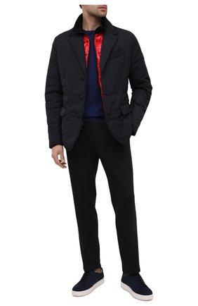 Мужская пуховая куртка rlx RALPH LAUREN черного цвета, арт. 784825219 | Фото 2