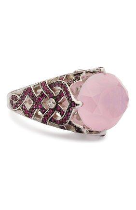 Женское кольцо sultanate QUEENSBEE разноцветного цвета, арт. 101318/17,35 | Фото 1