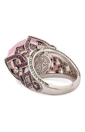 Женское кольцо sultanate QUEENSBEE разноцветного цвета, арт. 101318/17,35 | Фото 2