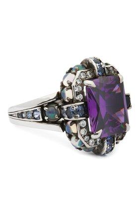 Женское кольцо QUEENSBEE разноцветного цвета, арт. 101374/14,20 | Фото 1